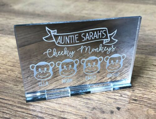 Personalised Mothers Day Gifts For Her Mummy Nan Gran Auntie Candle Holder Gifts