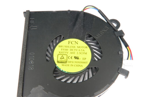 FOR DELL XPS 13 9343 9350 9360 Laptop Cpu Cooling Fan NEW