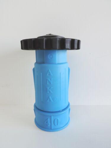 "NEW Hose Nozzle 40mm 1 1//2/"" ANKA Large Flow Washdown Wash Down Dairy Yard"