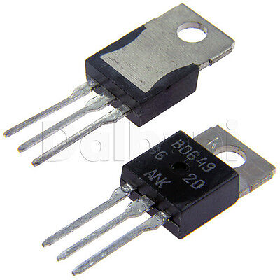 BD649 Original New Ank Transistor