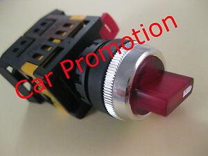 Drehschalter-Wendeschalter-230-Volt-Maschinenschalter-Geraeteschalter-links-recht