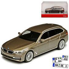 Herpa 430708-1//87 BMW 5er Touring Neu Atlaszeder metallic