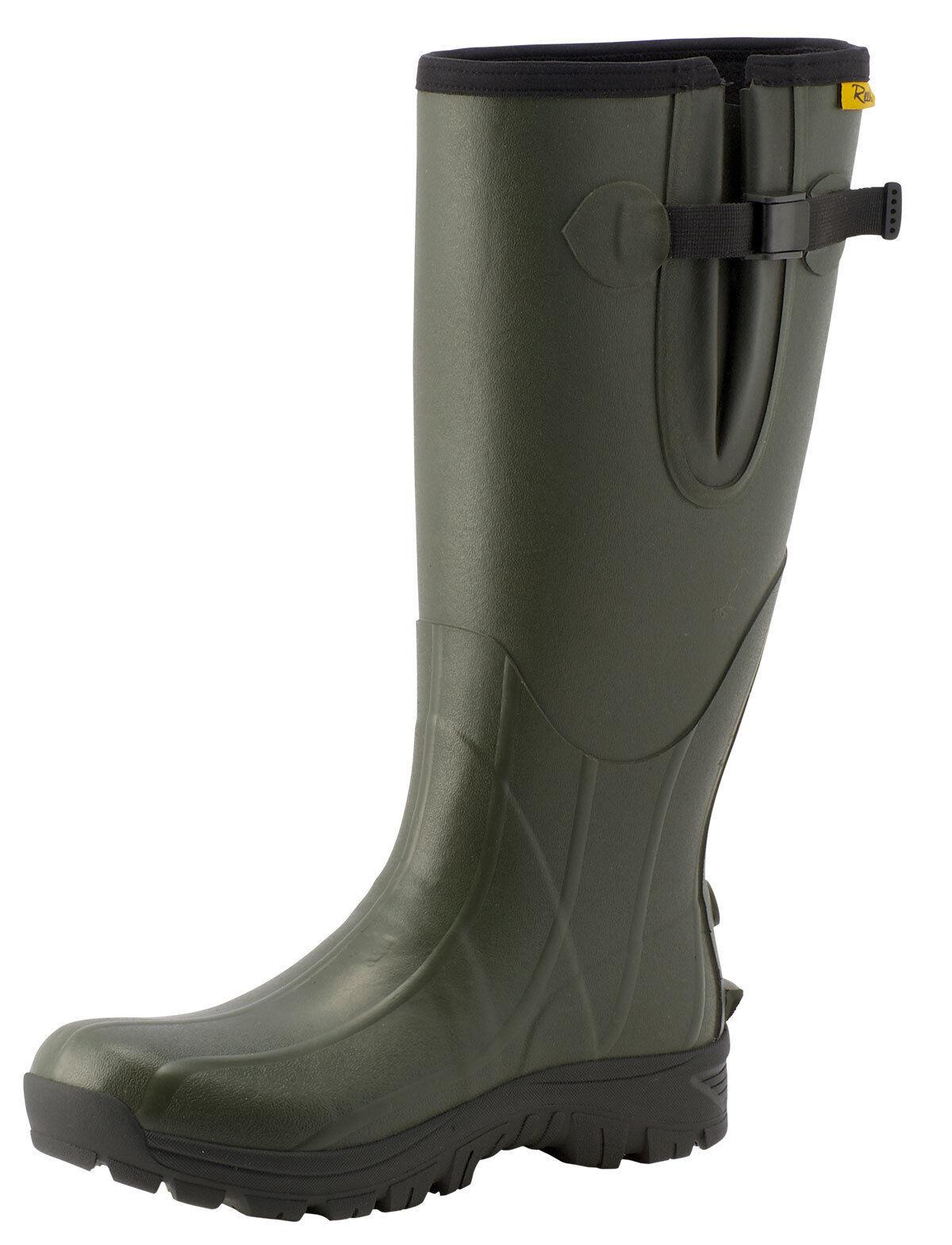 New Bagman Reed Briar 17  Neoprene Green Boot