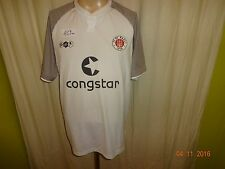 "FC St.Pauli Original DoYou Football Auswärts Trikot 2008/09 ""Congstar"" Gr.XL TOP"