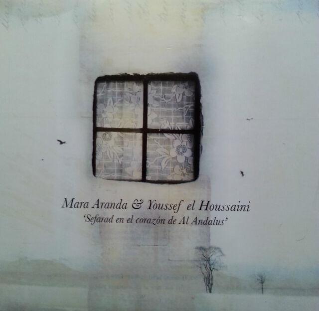 MARA ARANDA & YOUSSEF EL HOUSSAINI - SEFARAD EN EL CORAZÓN DE AL ANDALUS - DVD