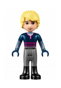 Lego-Kristoff-41066-Frozen-Disney-Princess-Minifigure