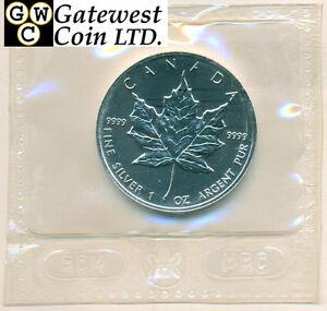 1996-Canada-1-oz-9999-Fine-Silver-Maple-Leaf-KEY-DATE-11449