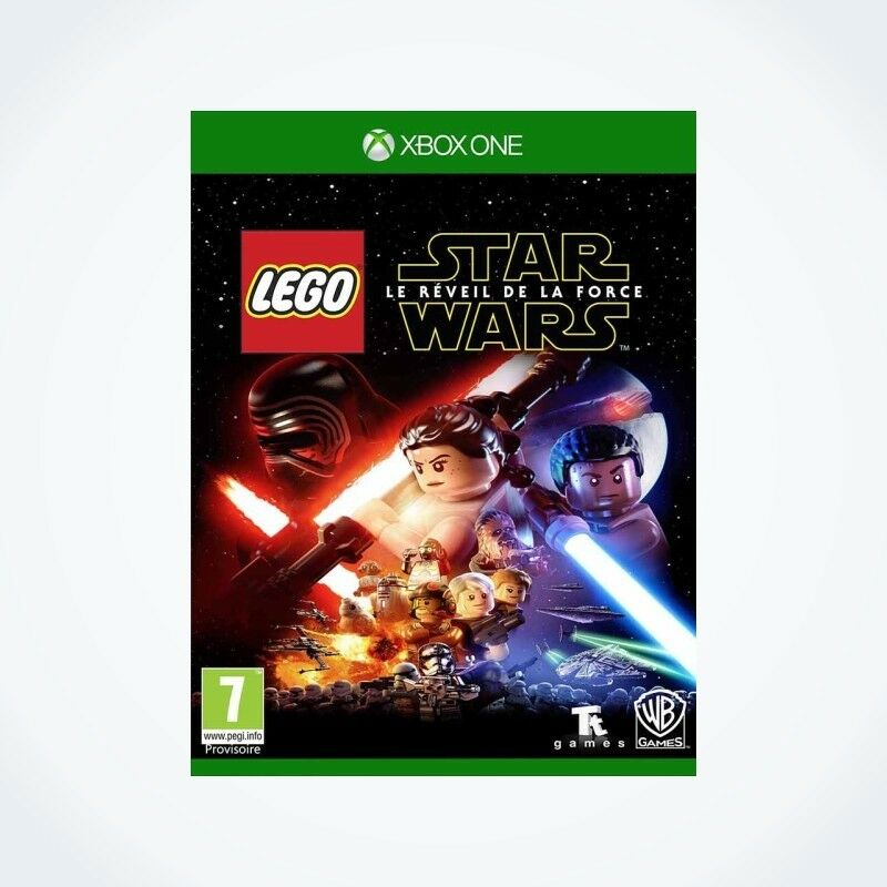 LEGO STAR WARS : Le Réveil de la Force sur - jeu StarWars