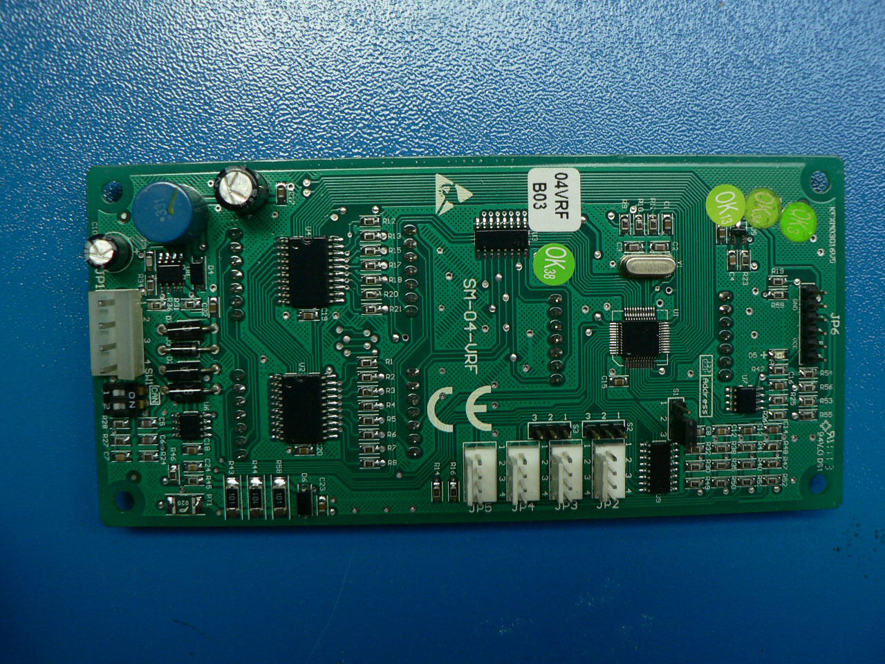 1PC Used Reached a new call board   SM-04-VRF