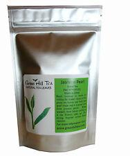 Greenhilltea Jasmine green tea Jasmine Pearl loose leaf  tea  4.00  OZ gift box