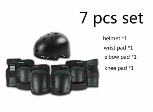 Elbow Knee Protective Pads Safety Roller Protector Support Sports Skates Bicycle