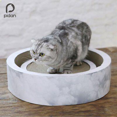 Pidan Cat Turbo Scratch Lounge Corrugated Cardboard Scratcher Board Toy Catnip