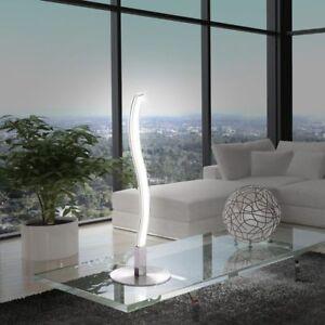 LED-Design-Tisch-Lampe-Wohn-Zimmer-Beistell-Beleuchtung-schalter-Big-Light
