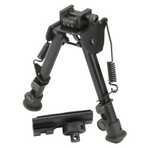 CCOP-USA-6-034-to-8-034-Heavy-Duty-Tactical-Foldable-Bipod-Picatinny-Rail-Mount-BP-79S
