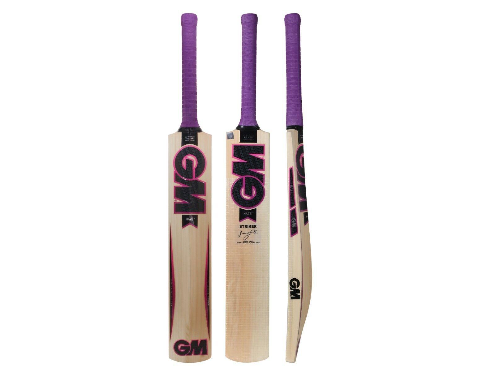 GM Cricket Noir DXM 606 Cricket Bat SH Black