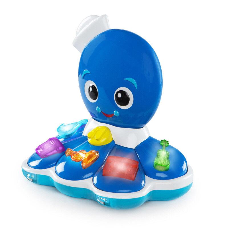 Baby Einstein Octopus Orchestra Musical Toy Ages 6 Months