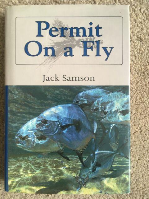 Permit on a Fly by Jack Samson (Hardback, 1996)