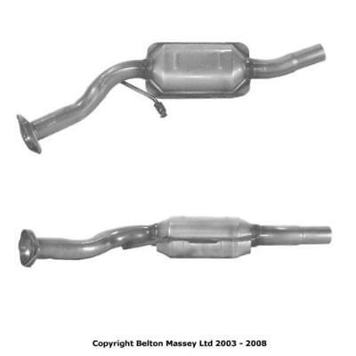 1253 Cataylytic Converter / Cat Per Ford Fiesta 1.1 1992-1993