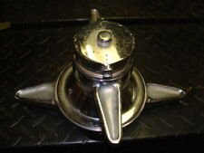 Akron Fire Truck Adapter 45 Inch To 25 Inch Nickel Plate