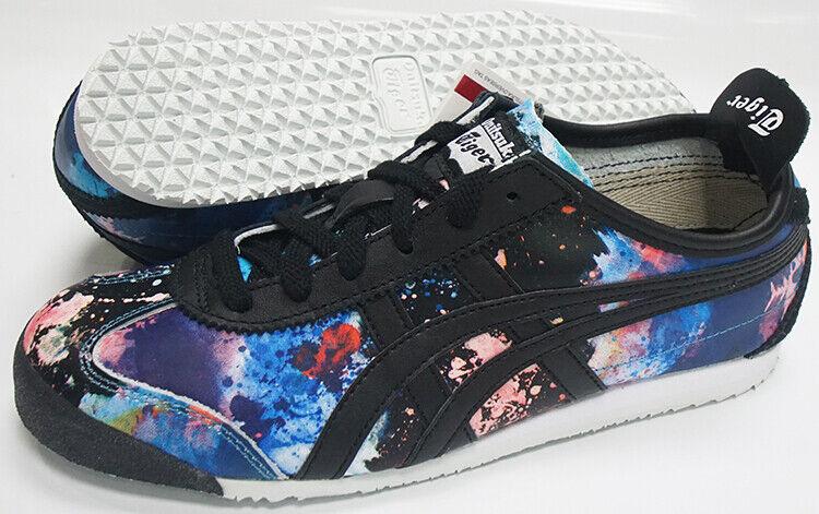 Asics Onitsuka Tiger MEXICO 66 D674L-9090 Zapatos para mujer de