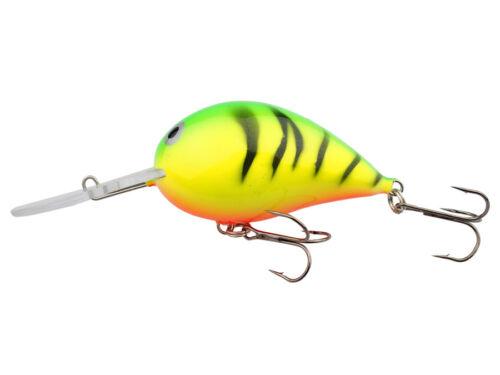 Dorado Alaska Acustic 6cm 26g Floating Crankbait Catfish COLORS