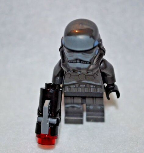 SHADOW STORMTROOPER MINIFIGURE ~ Star Wars ~ NEW Lego Minifigure ~ Lego ~