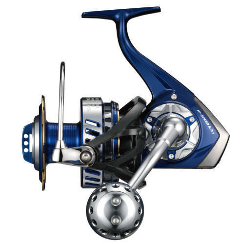 DAIWA SALTIGA   8000H-EXP   - Free Shipping from Japan  healthy