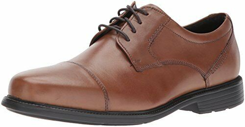 Rockport Oxford  Uomo Charles Road Cap Toe Oxford Rockport Leder (EE) Select SZ/Farbe e13748