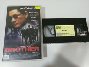 BROTHER-TAKESHI-KITANO-VHS-TAPE-TAPE-SPANISH
