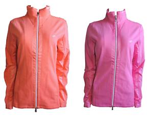 Joy-Damen-Jacke-Diandra-Pink-Orange-Gr-36-38-40-42-44-46-48