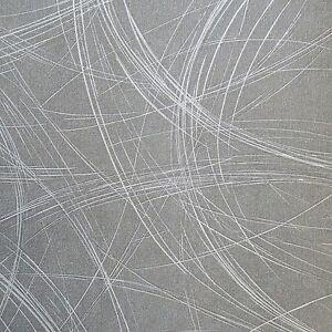 Marburg-Tapete-Luigi-Colani-Visions-53327-gris-8-24-m-Papier-peint-non-tisse