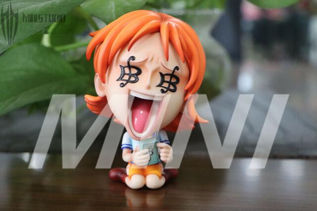 One Piece Nami 1//4 Painted Resin Statue Anime Figure Cast Off Gentleman Studio