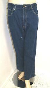 6bfca197bbe Vintage PARADISE Women's Mod Hippie Straight Leg Jeans Pants- 33