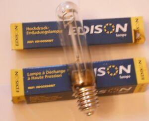1-X-Descarga-de-sodio-de-alta-intensidad-Edison-Lampara-Bombilla-Tubular-100W-E40