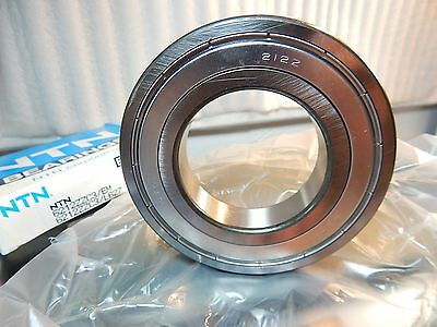 NTN #6212ZZC3//EM-L627 Bearings ID 60mm-OD 110mm-Width 22mm New old stock JAPAN