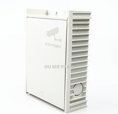 CCTV Waterproof Outdoor Huge Space Power Supply DC12V 2A  For CCTV  Camera