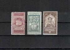 Italien Michelnummer 141 - 143 postfrisch Falz