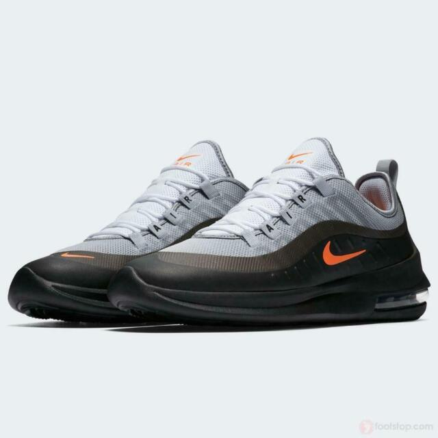 quality design 7ada5 3ea5a Men's Nike Air Max Axis Running Shoes Wolf Grey/Crimson Size 8-13 NIB  AA2146-001