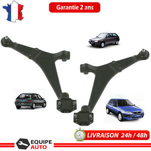 Triangle bras de suspension avant droit Citroën Ax saxo Peugeot 106