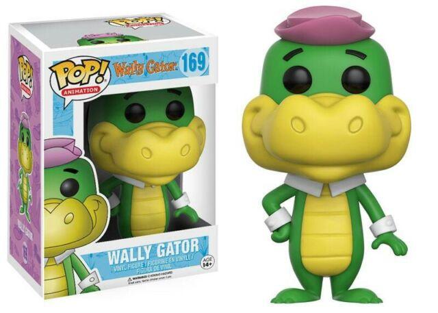 Wally Gator Pop! Vinyl - Hanna Barbera #169 8/10 NEAR MINT