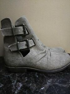 Womens-BLOWFISH-Ankle-Boots-Shoe-Size-US-7-5