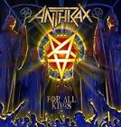 Anthrax - for All Kings 2 Vinyl LP