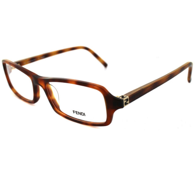 cb49a4db476 Fendi Frames Glasses 866 214 Light Havana Tortoiseshell for sale ...