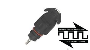 Motorola OEM 3.5mm Earbud Adapter BT Wireless Push-to-Talk POD NNTN8737 NNTN8309