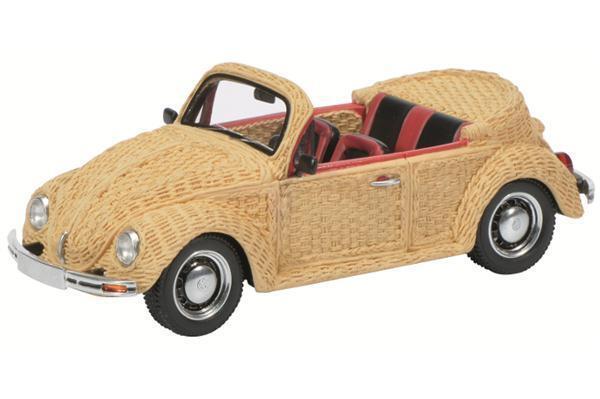 Schuco Volkswagen Kfer Cabrio 1 43 450889500