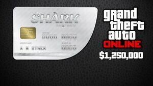 GTA-5-great-white-shark-card-Online-Currency-For-PC-Please-Read-Description