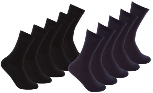 Zest 5 Pairs of Ladies Ankle Socks with Modal Size 4-8
