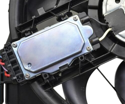 RADIATOR FAN CONTROLLER MODULE AUDI A6 C6 4,2 FSI 4F0121003AD 4F0121003AC