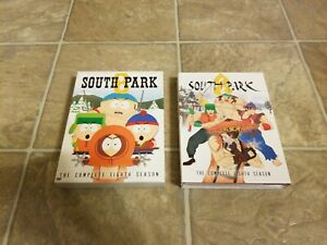 South-Park-The-Complete-Eighth-Season-DVD-Used