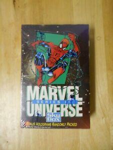 Upper Deck Premier Trading Cards Marvel caja sellada de fábrica